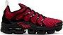 Tênis Nike Air Vapor Max Plus Preto com Vermelho Masculino - Imagem 2