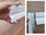 """Moldura RodaTeto de isopor modelo """"Liso de fabrica""""- a60 ( valor por metro ) - Imagem 5"""