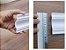 """Moldura RodaTeto de isopor modelo A90 """"Liso de fabrica"""" ( valor por metro) - Imagem 4"""
