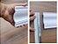 """Moldura Roda Teto de isopor modelo A110 """"Liso de fabrica"""" ( valor por metro) - Imagem 4"""