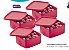 Tupperware Jeitosinho 400ml - Kit com 4 peças - Imagem 1