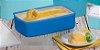 Tupperware Caixa Ideal Azul litros 1,4 litros - Imagem 3