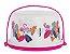 Tupperware Porta Bolo Big Cake Flamingo - Imagem 1