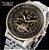Relógio Masculino Automatic Jaragar Luxury Modelo 02 - Imagem 2