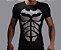Camiseta Masculina Super-Heróis Modelo 12 - Imagem 1