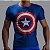 Camiseta Masculina Super-Heróis Modelo 24 - Imagem 1