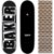 Shape Maple Importado Baker Brand 8.25 Preto Escrito Branco (Grátis lixa Jessup) - Imagem 1