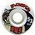Roda Moska Rock 53mm 53d Branca ( jogo 4 rodas ) - Imagem 1