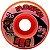 Roda Moska Rock 55mm 53D. Laranja ( jogo 4 rodas ) - Imagem 1