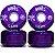 Roda Bones Original SPF Clears Purple 60mm (com 4 rodas) - Imagem 1