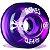 Roda Bones Original SPF Clears 54mm Purple ( jogo 4 rodas ) - Imagem 2