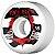 Roda Powell Peralta Skateboard Ripper 58mm 104a. Branca (com 4 rodas) - Imagem 1