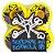Roda Bones Original SPF Pro Miller Owl 54mm 84B Amarela ( jogo 4 rodas ) - Imagem 2