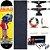 Skate Completo Profissional Maple Cisco Black Panther 8.0 BS Black - Imagem 1
