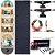 Skate Completo Profissional Maple Cisco Babilônia 8.0 BS Black - Imagem 1