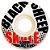 Roda Importada Black Sheep 53mm 102A ( jogo 4 rodas ) - Imagem 1