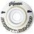 Roda para Skate Mentex 53mm Branca ( jogo 4 rodas ) - Imagem 1