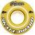 Roda para Skate Mentex 53mm Amarela ( jogo 4 rodas ) - Imagem 1
