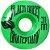 Roda para Skate Black Sheep Color Injetada 51mm Verde ( jogo 4 rodas ) - Imagem 2