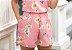 Shorts Floral com Botões - cores - Imagem 2