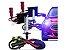 Kit Xenon H3 8000K Slim - Imagem 1