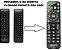 Controle Remoto Para Receptor SuperTv Black X - Imagem 1