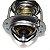 Válvula Termostática Toyota Camry / Corolla / Corona / Paseo / RAV4/ Kia Picanto 82°C - Imagem 2