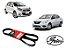 Correia Alternador Nissan Versa / March 1.0 12v 2015/2019 - Imagem 1