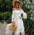 Vestido Feminino Elegante Ciganinha com Renda - Imagem 1