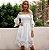 Vestido Feminino Elegante Ciganinha com Renda - Imagem 7