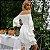 Vestido Feminino Elegante Ciganinha com Renda - Imagem 6