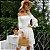 Vestido Feminino Elegante Ciganinha com Renda - Imagem 3