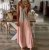 Vestido Longo Praiano Tie Dye Degradê - Imagem 2