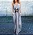 Vestido Feminino Hippie Soul  de Alcinha e Bolsos Laterais Soltinho - Imagem 1