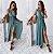 Vestido Feminino Transpassado em Poás Candy Color - Imagem 2