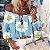 Blusa Feminina Ombro a Ombro Estampadas Margaridas Delicadas - Imagem 3