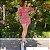 Vestido Feminino Floral Alegre Manta Bufante - Imagem 3