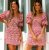 Vestido Feminino Floral Alegre Manta Bufante - Imagem 1