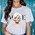 T- Shirt Casual e Super Descontraida - Imagem 3