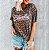 T-Shirt Irreverente Estamparia Felina Madre ou Blondie - Imagem 1