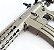 Fuzil Rifle Arma de Airsoft Elétrica Cyma CM 515 Desert Tan - Imagem 4