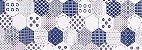 Tapete Multiuso Parklon Premium PVC Antique Pottary 120cm x 44 cm x 1,5cm - Imagem 2