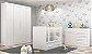 Dormitório Baby Linha Chocolate Branco - Imagem 1