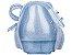 Sapatilha Mini Perolado Azul Ultragirl + Frozen - Melissa - Imagem 5