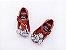 Sapatilha Mini Vermelha Sweet Love Minnie e Mickey - Melissa - Imagem 2