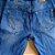 Calça Jeans Vuelo Barra Strass - Imagem 4