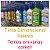 Tita Dimensional Relevo Colorido Brilho - Imagem 1