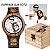 Relógio de Madeira Personalizado - Imagem 1