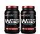 Combo Duplo Waxy Whey Bodybuilders - Imagem 1