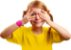 Pulseira de identificação infantil reutilizável a prova d'agua idkids - Imagem 2